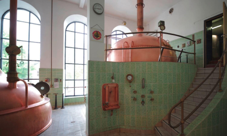 Brauerei Maisach - Brauerei - Kessel