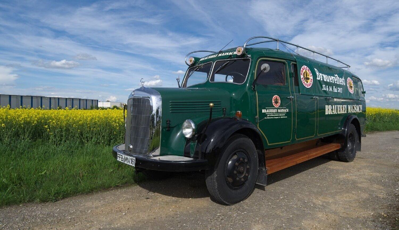 Brauerei Maisach - Auto