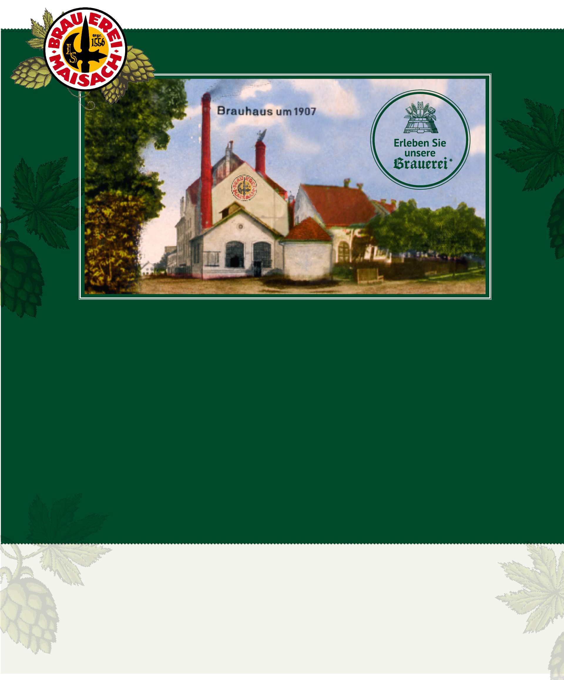 Background Brauerei Maisach
