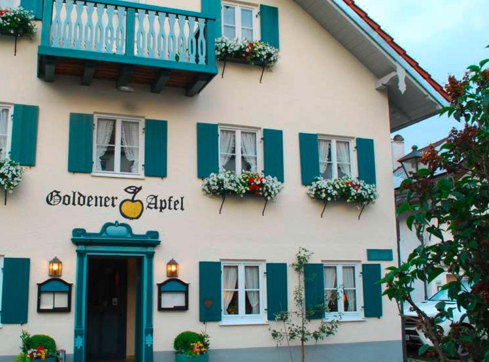 Gasthaus Goldener Apfel, Apfeldorf