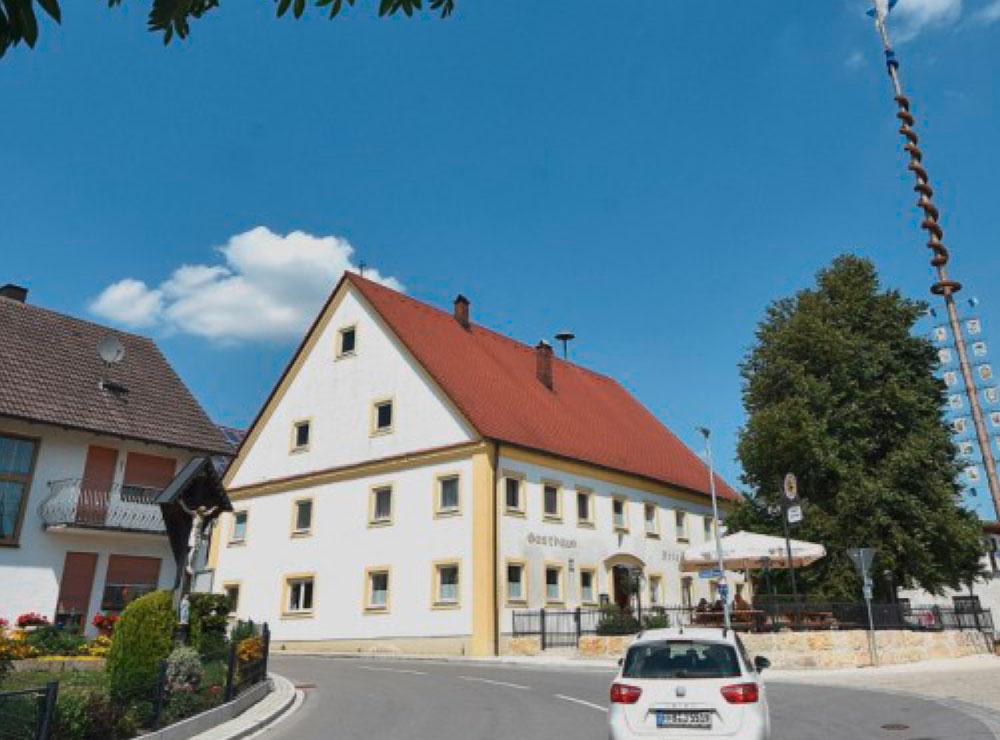 Gasthaus Frietinger, Luttenwang