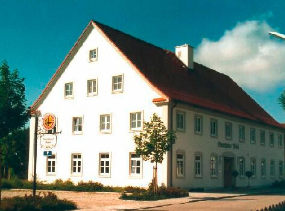 Gasthaus Mösl Maisach