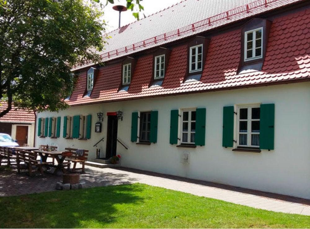 """Wirtshaus """"Zum Schuihaus"""", Unterweikertshofen"""